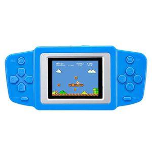 JEU CONSOLE ÉDUCATIVE Enfant Console de Jeu Vidéo LCD 2.5 pouces + 268 j