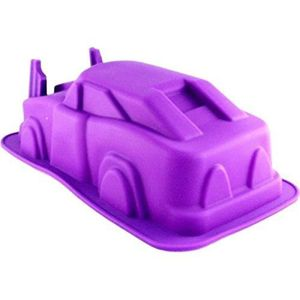 Moule a gateau voiture silicone