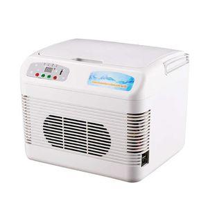 RÉFRIGÉRATEUR CLASSIQUE Car refrigerator 12L Dual-Core De Réfrigération Cl