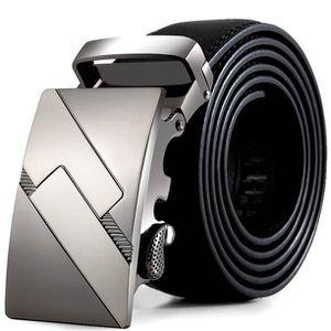 CEINTURE ET BOUCLE les hommes en cuir automatique ceintures boucle ce 98e19257af2