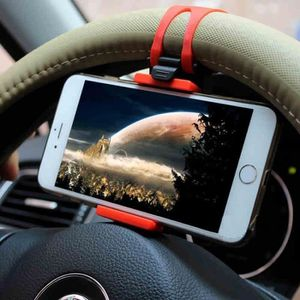 FIXATION - SUPPORT Support Voiture Volant pour HONOR 5C Smartphone Re