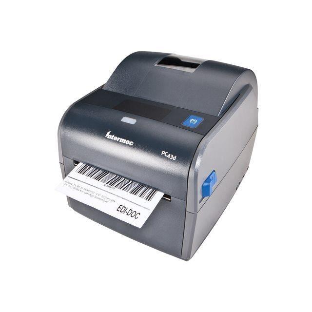 Imprimante d'étiquettes, Thermique Directe, Résolution 203dpi, largeur 118 mm, 152mm/s. Livrée avec bloc alim et câble USBLECTEUR DE CODE-BARRES - DOUCHETTE