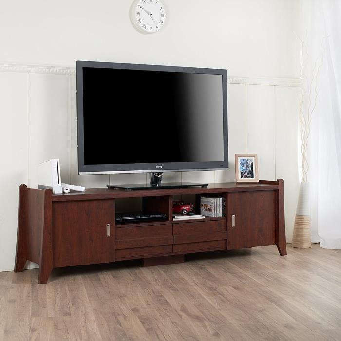 Grande taille pour Big TV avec tablette TV Achat Vente meuble