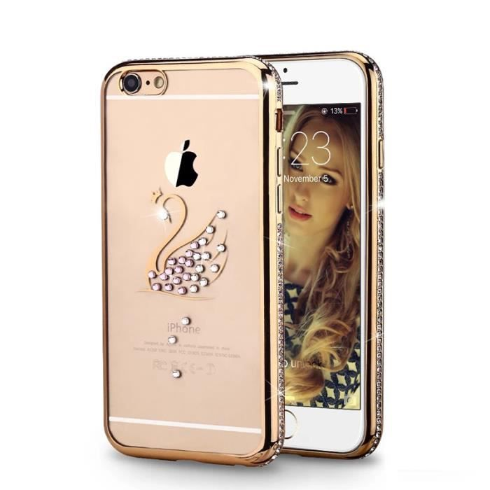 coque a strass iphone 6