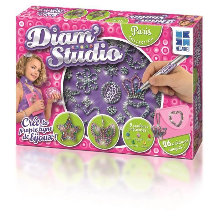 loisirs creatifs fille 10 ans achat vente jeux et jouets pas chers. Black Bedroom Furniture Sets. Home Design Ideas