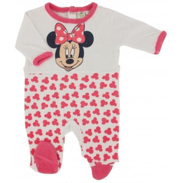 pyjama minnie bebe achat vente pyjama minnie bebe pas. Black Bedroom Furniture Sets. Home Design Ideas