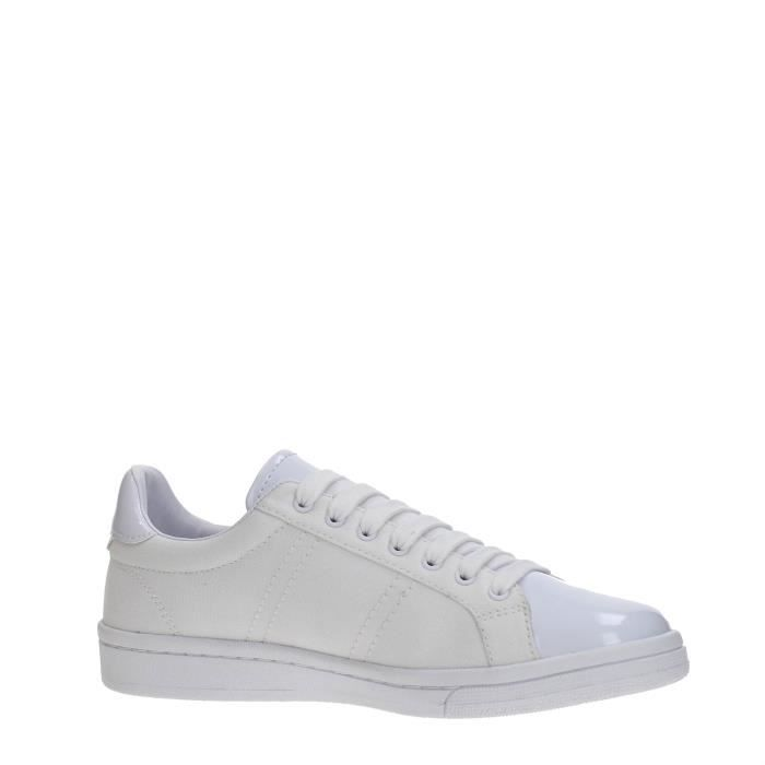 FRED PERRY Sneakers Femme WHITE, 36