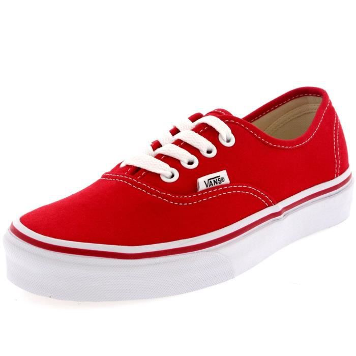 39 1 2 Y2XOY Chaussures Skate authentiques Taille Vans Baskets unisexe x4wCp0wqa