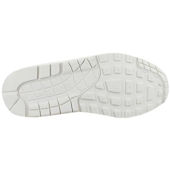 Nike Air Max 1 Premium 454746 111 Femmes Chaussures Sneaker
