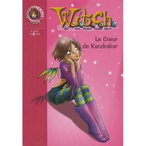 Livre 6-9 ANS Witch Tome 21