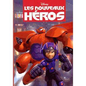 Livre 3-6 ANS Les nouveaux héros