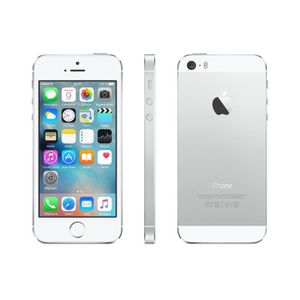 SMARTPHONE RECOND. APPLE IPHONE 5S 16 GO ARGENT RECONDITIONNE A NEUF