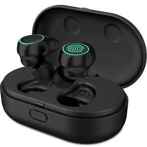 CASQUE - ÉCOUTEURS Arbily Écouteurs sans Fil Oreillette Bluetooth 5.0