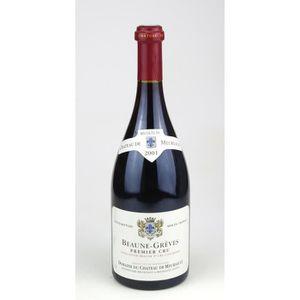 VIN ROUGE 2001 - Beaune Grèves - Chateau de Meursaul