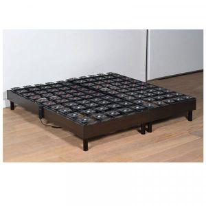 SOMMIER Sommier électrique 90 x 200 Relaxplots Armorel Rel