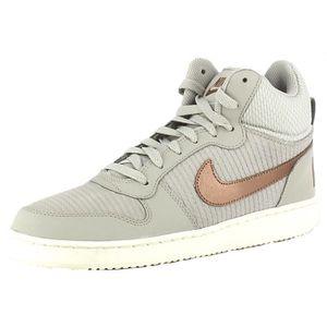 BASKET Nike Court Borough Mid  Chaussures de Sport Femme