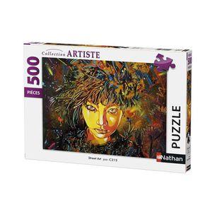 PUZZLE Puzzle Street art 500 pcs
