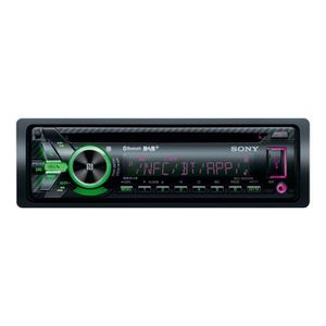 AMPLIFICATEUR AUTO Sony MEX-N6002BD Automobile récepteur CD intégrée