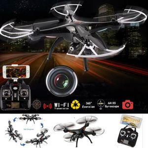 DRONE drone noir. drone avec camera full HD wifi. drone