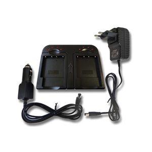 CHARGEUR APP. PHOTO Chargeur rapide pour Silvercrest DV-1000HD, DV-530