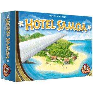 JEU SOCIÉTÉ - PLATEAU Hotel Samoa