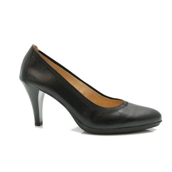Femme - CHAUSSURE DE SALON MODA - Moda Bella - MODA SALON BELLA 67/892 - (35) Noir Noir - Achat / Vente escarpin b4a3c6