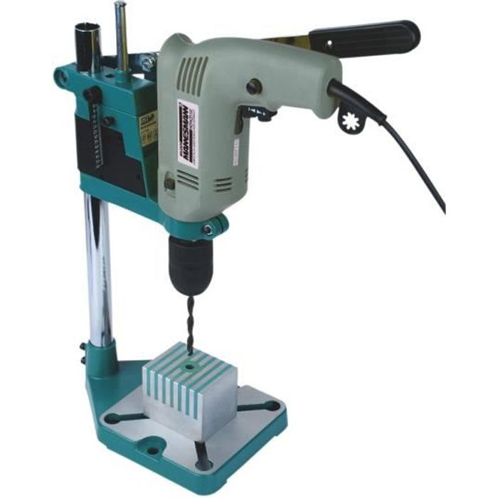 MANNESMANN Support pour perceuse - 420 mm