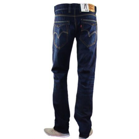 Levis Denims Hommes Jeans 506 Achat Bleu St… Vente qTE8d