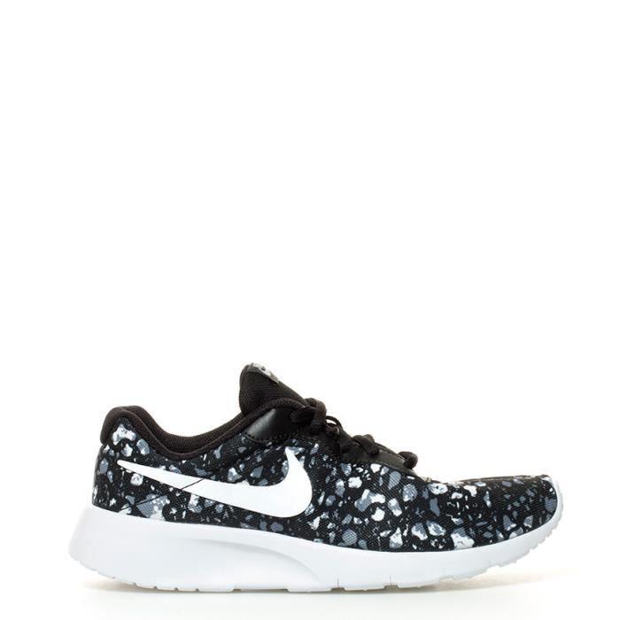 Nike - Imprimer des chaussures noires Tanjun Gs S9P7RG
