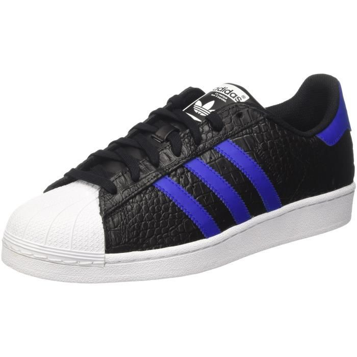 super populaire cb006 bf300 Adidas Formateurs Superstar hommes 3X5Y0P Taille-40 1-2