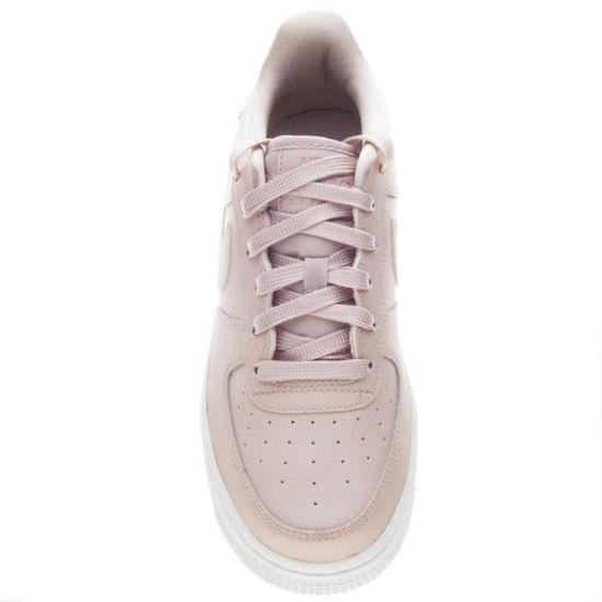 Baskets Nike Air Force 1 SS (Gs) AV3216 600 Rose Rose