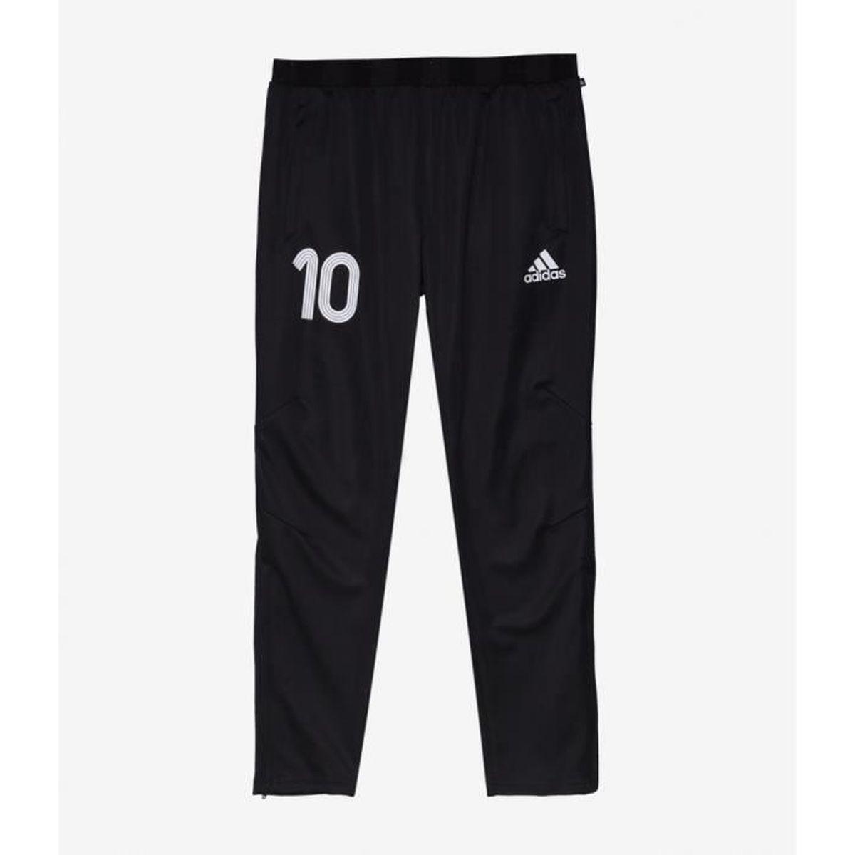Adidas Hommes Football Pantalon de Survêtement UFB Entraînement Gris Fonçé S