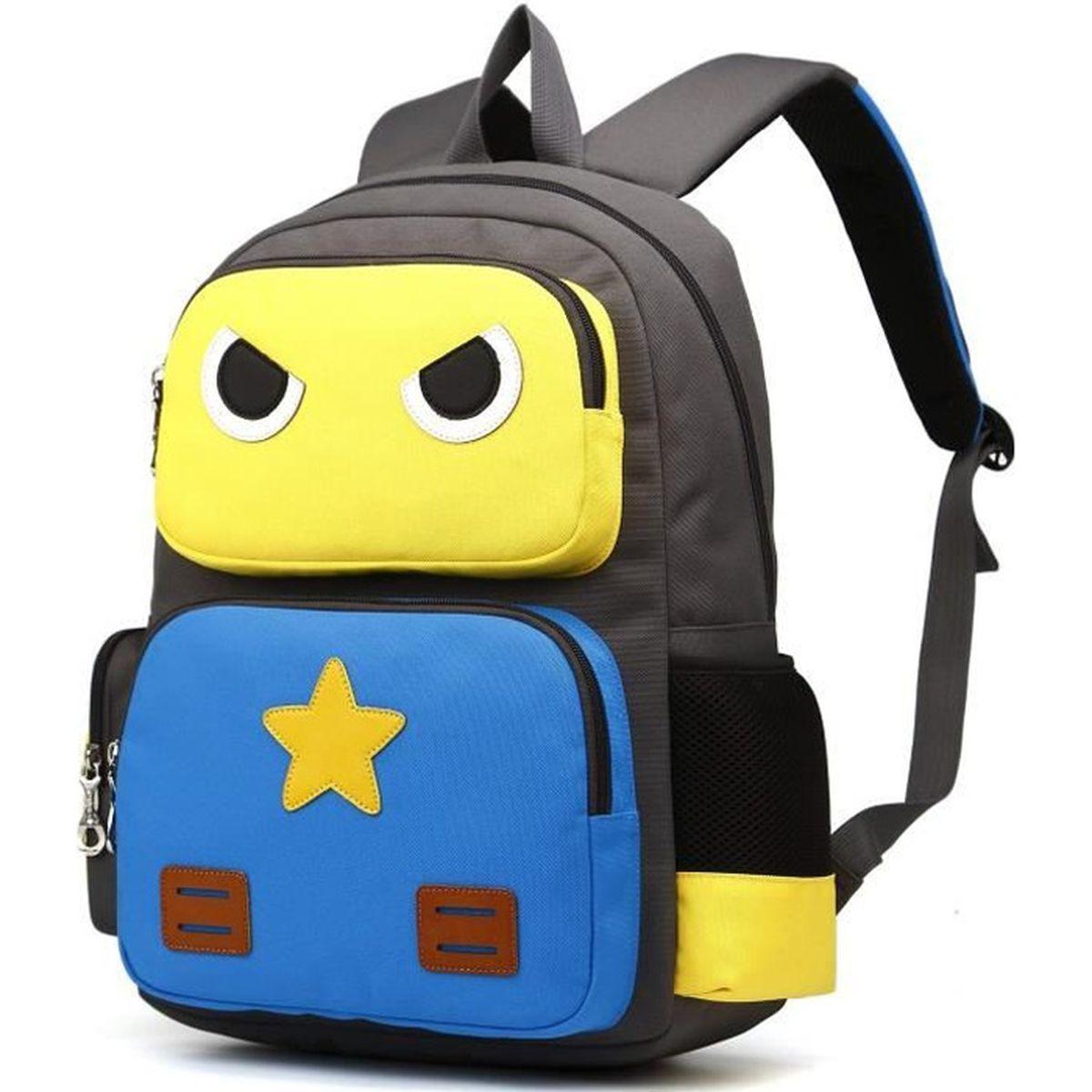 74553bed57 SWAREY Petit Sac a Dos Enfant Robot Cartable Garcon Fille pour ...
