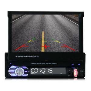 AUTORADIO Double 2 DIN 45T écran tactile HD dans Dash GPS vo