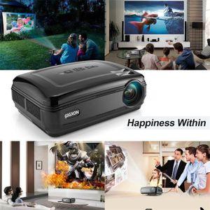 Vidéoprojecteur GIGXON G58 HD cinéma maison LCD LED projecteur 320
