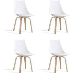 chaise scandinave blanche achat vente chaise scandinave blanche pas cher cdiscount page 2. Black Bedroom Furniture Sets. Home Design Ideas