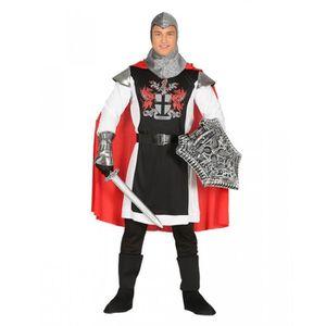 DÉGUISEMENT - PANOPLIE costume chevalier médiéval pour les hommes Size: M