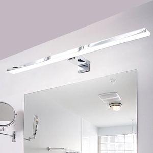 APPLIQUE Lampe Salle De Bain LED 8W 600LM Blanc IP44 Alumin