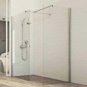 paroi de douche 90x120 achat vente pas cher. Black Bedroom Furniture Sets. Home Design Ideas