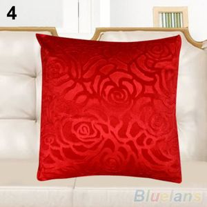Coussin canape rouge achat vente coussin canape rouge for Housse de coussin de canape