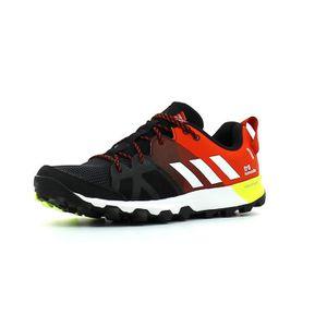Chaussures De Course Adidas Response Trail 21 Gras Orange Blanc Noir