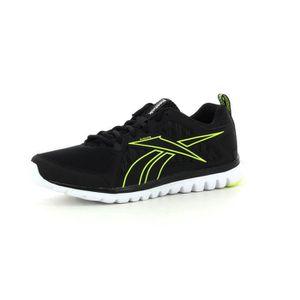 Sneaker véritable 1PZC24 Taille-44 Noir Noir - Achat / Vente basket  - Soldes* dès le 27 juin ! Cdiscount