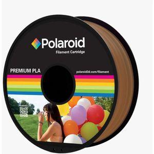 FIL POUR IMPRIMANTE 3D POLAROID Bobine fil classique - Marron