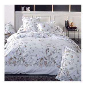 housse de couette 240x260 plume achat vente housse de couette 240x260 plume pas cher cdiscount. Black Bedroom Furniture Sets. Home Design Ideas