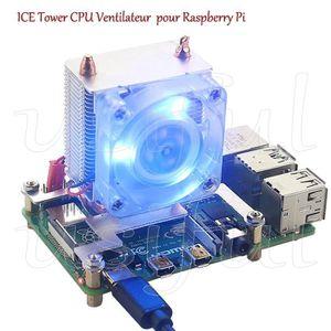 VENTILATION  Ventilateurs pour Raspberry Pi 3 Model B