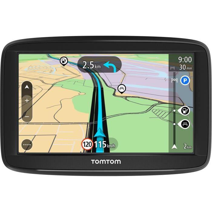 GPS AUTO TomTom START 52 Europe 48 Cartographie à Vie