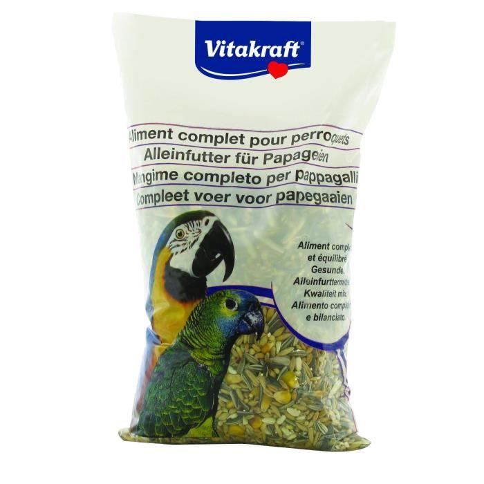 VITOBEL - Nourriture pour Perroquets -.2,5KG