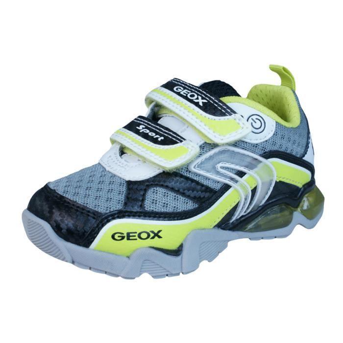 Chaussures 8 SneakersWhite Garçons B J LT Eclipse 5K Geox wqXp0p