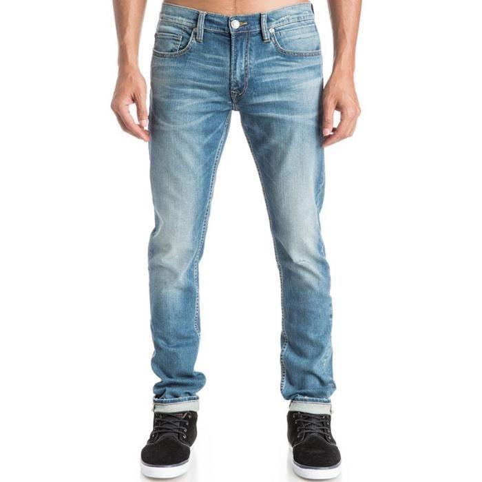 Jeans Quiksilver homme - Achat   Vente Jeans Quiksilver Homme pas ... 6ac9b40ca56