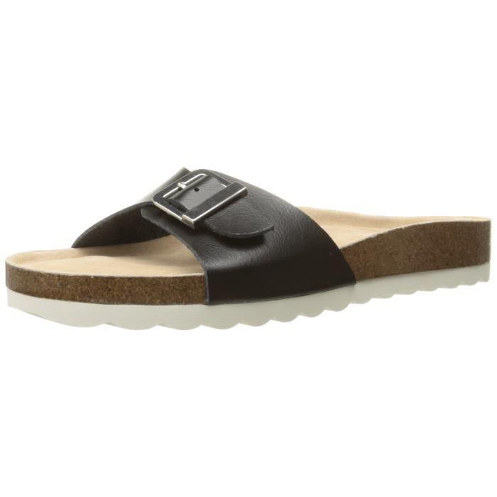 Skechers Sandale à glissière organique croquant aux femmes AYXLY